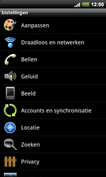 HTC A9191 Desire HD - Bluetooth - koppelen met ander apparaat - Stap 6