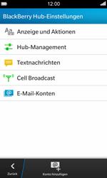 BlackBerry Z10 - MMS - Manuelle Konfiguration - Schritt 5