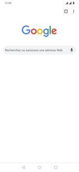 OnePlus 7 - Internet et connexion - Naviguer sur internet - Étape 6