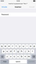 Apple Apple iPhone 7 - WiFi - configurazione WiFi - Fase 6