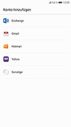 Huawei Honor 9 - E-Mail - Konto einrichten - Schritt 5