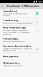 Huawei Ascend G6 - Internet - Manuelle Konfiguration - 8 / 28