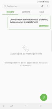 Samsung Galaxy Note9 - Messagerie vocale - Configuration manuelle - Étape 4
