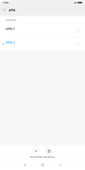 Xiaomi Redmi 5 Plus - Internet - Configuration manuelle - Étape 16