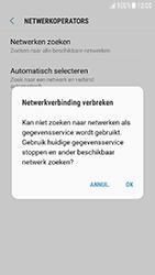 Samsung Galaxy J3 (2017) - Netwerk - Handmatig een netwerk selecteren - Stap 8