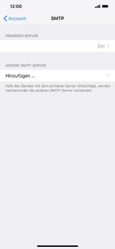 Apple iPhone XR - E-Mail - Konto einrichten - 22 / 30
