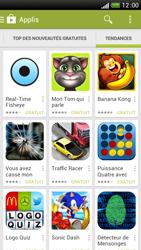 HTC One S - Applications - Télécharger une application - Étape 12