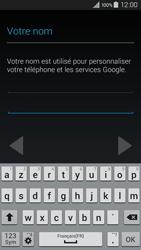 Samsung A300FU Galaxy A3 - Applications - Créer un compte - Étape 6