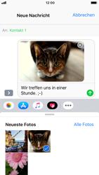 Apple iPhone 8 - MMS - Erstellen und senden - 15 / 17