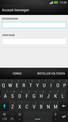 HTC One - E-mail - Account instellen (IMAP met SMTP-verificatie) - Stap 15