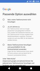 Sony Xperia XZ - Apps - Konto anlegen und einrichten - 14 / 20