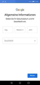 Huawei Mate 20 - Apps - Konto anlegen und einrichten - Schritt 7