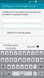 Samsung G800F Galaxy S5 Mini - E-mail - Configuration manuelle (outlook) - Étape 6