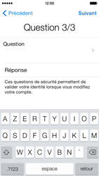 Apple iPhone 5 - Premiers pas - Créer un compte - Étape 29