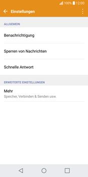 LG Q6 - SMS - Manuelle Konfiguration - Schritt 5