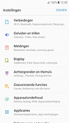 Samsung Galaxy A5 (2017) (SM-A520F) - Netwerk selecteren - Handmatig een netwerk selecteren - Stap 5
