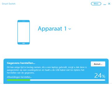 Samsung Galaxy Note 4 (N910F) - Software - Backup maken van je toestel - Stap 10