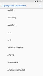 Nokia 8 - Internet und Datenroaming - Manuelle Konfiguration - Schritt 13