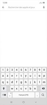 Samsung Galaxy A51 - Applications - Installation d