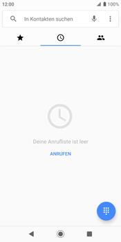 Sony Xperia XZ2 - Android Pie - Anrufe - Rufumleitungen setzen und löschen - Schritt 4