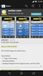 Sony Xperia Z - Apps - Herunterladen - 2 / 2