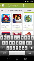 Sony Xperia L - Apps - Herunterladen - Schritt 13