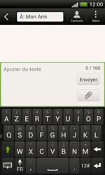 HTC C525u One SV - MMS - envoi d'images - Étape 7