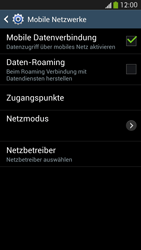 Samsung Galaxy S4 Active - Internet - Apn-Einstellungen - 7 / 30