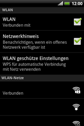 HTC Explorer - WLAN - Manuelle Konfiguration - 9 / 10