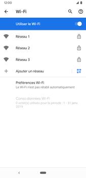 Google Pixel 3a - Internet et connexion - Accéder au réseau Wi-Fi - Étape 7