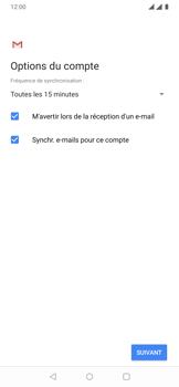 OnePlus 7 - E-mails - Ajouter ou modifier un compte e-mail - Étape 19