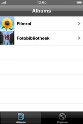 Apple iPhone 4 S - E-mail - E-mails verzenden - Stap 3
