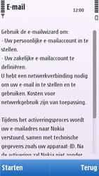 Nokia C6-00 - e-mail - handmatig instellen - stap 5