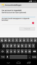 LG D821 Google Nexus 5 - E-mail - Handmatig instellen - Stap 18
