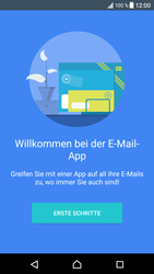 Sony Xperia XZ - E-Mail - Konto einrichten (outlook) - 4 / 18