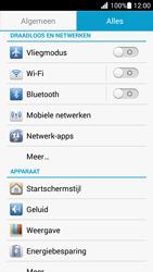 Huawei Ascend G630 - internet - data uitzetten - stap 4
