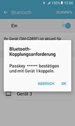 Samsung G389 Galaxy Xcover 3 VE - Bluetooth - Geräte koppeln - Schritt 9