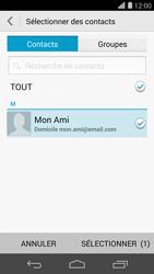 Huawei Ascend P7 - E-mail - envoyer un e-mail - Étape 6