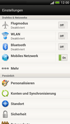HTC One S - Internet - Apn-Einstellungen - 5 / 23