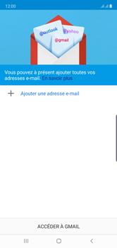 Samsung Galaxy Note 10 - E-mails - Ajouter ou modifier un compte e-mail - Étape 6