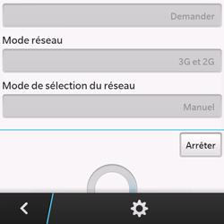 BlackBerry Q10 - Réseau - utilisation à l'étranger - Étape 11