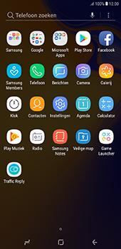 Samsung Galaxy J6 Plus - e-mail - handmatig instellen - stap 3
