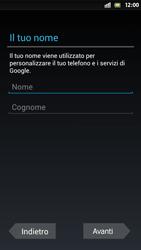 Sony Xperia S - Applicazioni - Configurazione del negozio applicazioni - Fase 5
