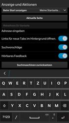 BlackBerry Leap - Internet - Manuelle Konfiguration - 18 / 21