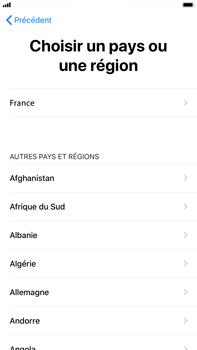 Apple iPhone 8 Plus - Premiers pas - Créer un compte - Étape 8