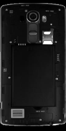 LG G4 - SIM-Karte - Einlegen - 0 / 0