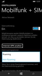 Microsoft Lumia 535 - Ausland - Im Ausland surfen – Datenroaming - Schritt 8