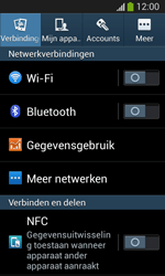 Samsung I8200N Galaxy S III Mini VE - Instellingen aanpassen - Fabrieksinstellingen terugzetten - Stap 4