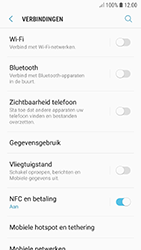 Samsung galaxy-a3-2017-android-oreo - Bluetooth - Aanzetten - Stap 4