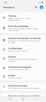 Samsung Galaxy Note20 - Aller plus loin - Gérer vos données depuis le portable - Étape 7
